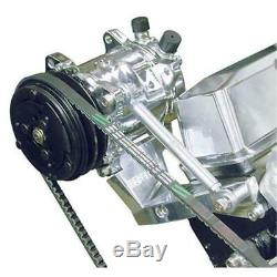 Speedway SBC Small Block Chevy V8 Outboard A/C Compressor Bracket