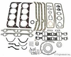 Stage 2 Perf Master Engine Rebuild Kit for 1967-1985 Chevrolet SBC 350 5.7L