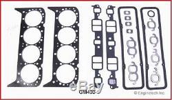 Stage 4 Master Rebuild Overhaul Kit for Chevrolet SBC 400 6.6L V8