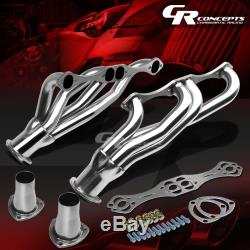 Stainless Clipster Header Manifold/exhaust For 64-88 A/f/g Body Small Block V8