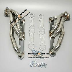 Stainless Steel Exhaust Header For Chevrolet C/K1500 C/K2500 5.0 /5.4 /5.7 V8