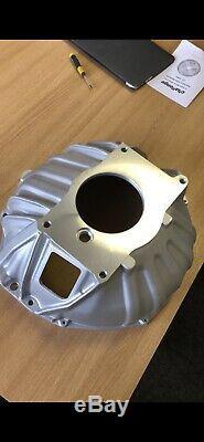 Tremec T5 Gear Box, Alloy Small Block Chevy Bellhousing