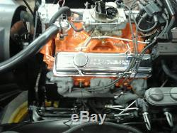 Turn Key Small Block Chevrolet Muscle Car Engine (very Complete For Your Car)