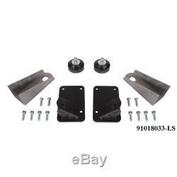 Universal Small Block Chevy SBC Engine Motor Mount Kit
