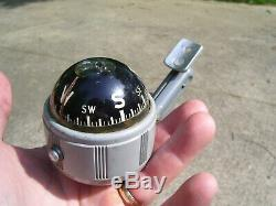 Vintage 50s Auto compass gauge Service guide tool gm ford chevy rat rod pontiac