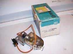 Vintage GM nos accessory underhood lamp kit light chevy camaro nova corvette oem