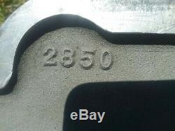 Vintage Smokey Yunick Edelbrock SYC1 RAM Aluminum Small Block Intake Manifold