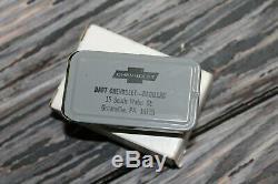 Vintage original 1960' s GM CHEVROLET nos HIDE-A-KEY magnet underhood promo tool