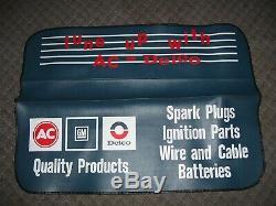 Vintage original nos GM CHEVROLET AC DELCO promo fender accessory Buick Pontiac